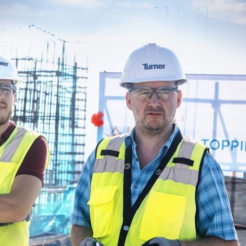 Công ty ALMA - tiến độ xây dựng