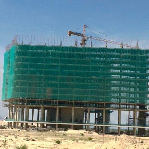 Cập nhật tiến độ xây dựng ALMA