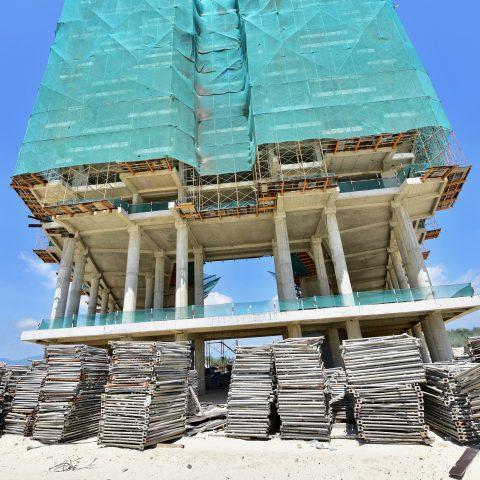Cập nhật tiến độ xây dựng công trường