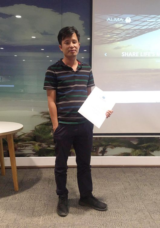 Công ty ALMA - trúng thưởng du lịch Thái Lan