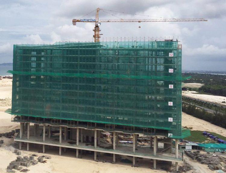 công ty ALMA - cập nhật tiến độ tháng 07