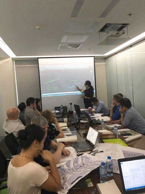 Công ty ALMA - hội thảo các đơn vị tư vấn thiết kế
