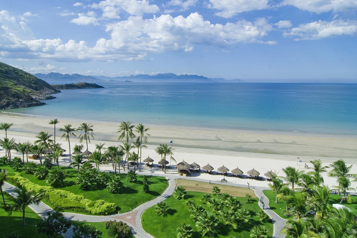 Khu nghỉ dưỡng ALMA - tận dụng lợi thế du lịch Nha Trang