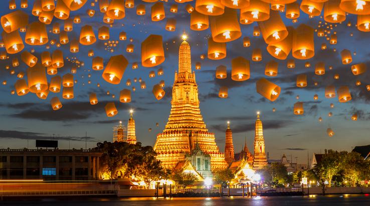 ALMA - trúng thưởng Thái Lan