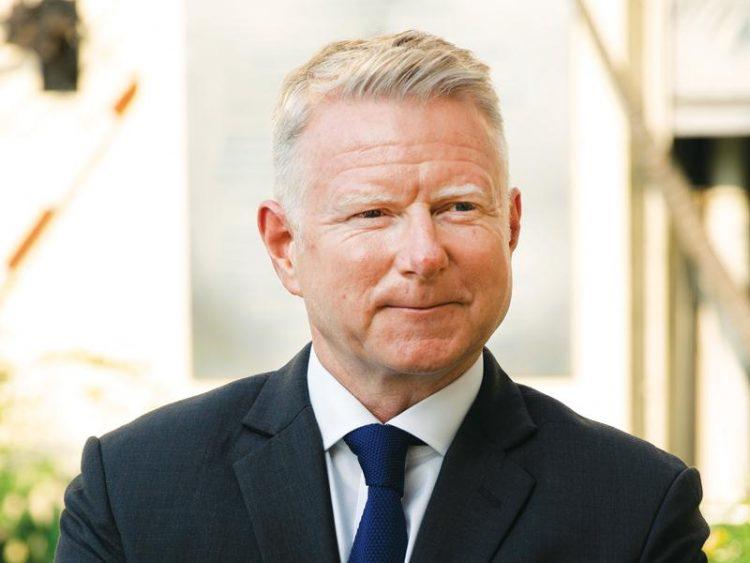 Jonathan Mills Giám đốc điều hành RCI khu vực châu Á