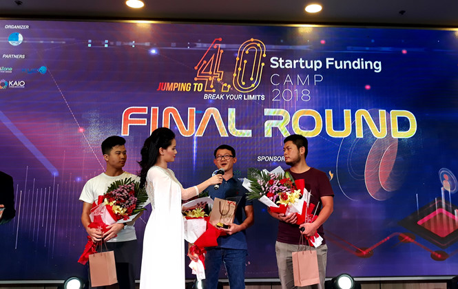 Công ty ALMA start up funding camp 2018