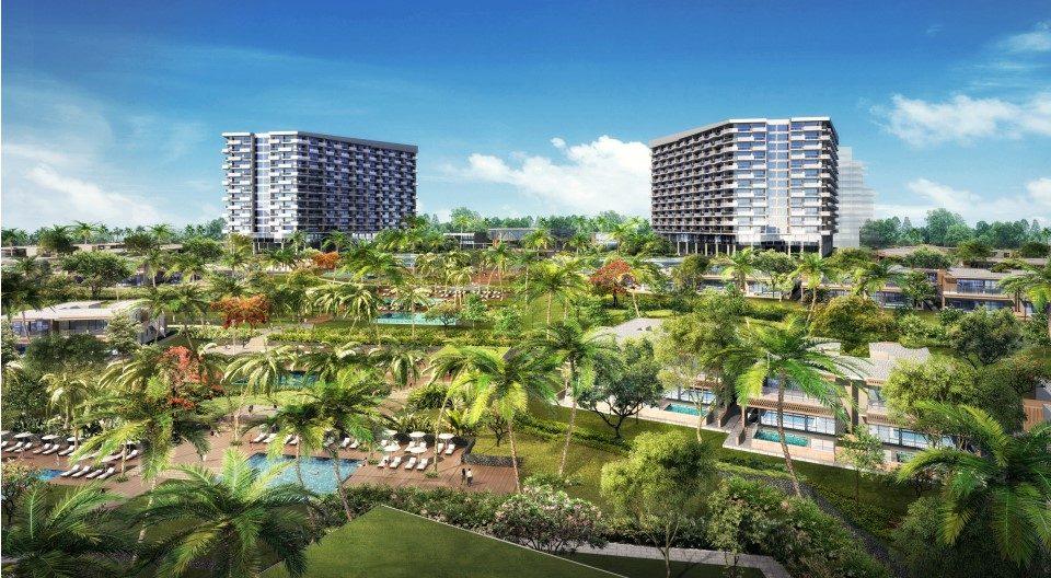 Dự án Khu nghỉ dưỡng ALMA Nha Trang
