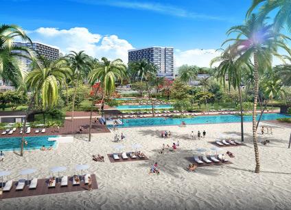 View tại khu nghỉ dưỡng ALMA Nha Trang  - 2