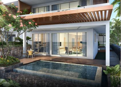 View tại khu nghỉ dưỡng ALMA Nha Trang  - 3
