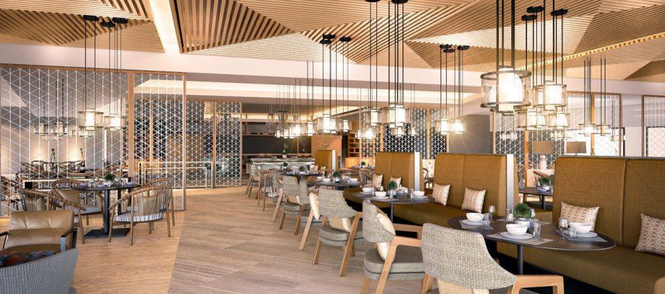 Thiết kế nội thất tại khu nghỉ dưỡng ALMA