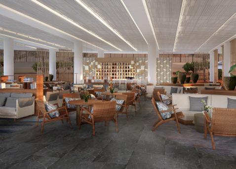 Thiết kế nội thất tại ALMA Resort - 1